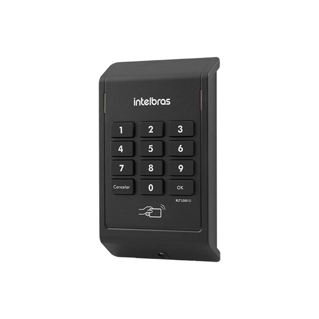 Leitor de RFID Intelbras Com Teclado Numérico XLT 1000 ID