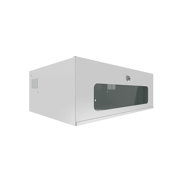 Mini Rack para Dvr Onix 3u Security Tampa Acrílico