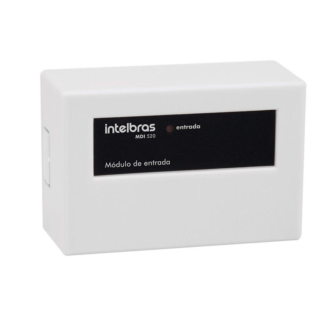 Módulo de Entrada Intelbras MDI 520