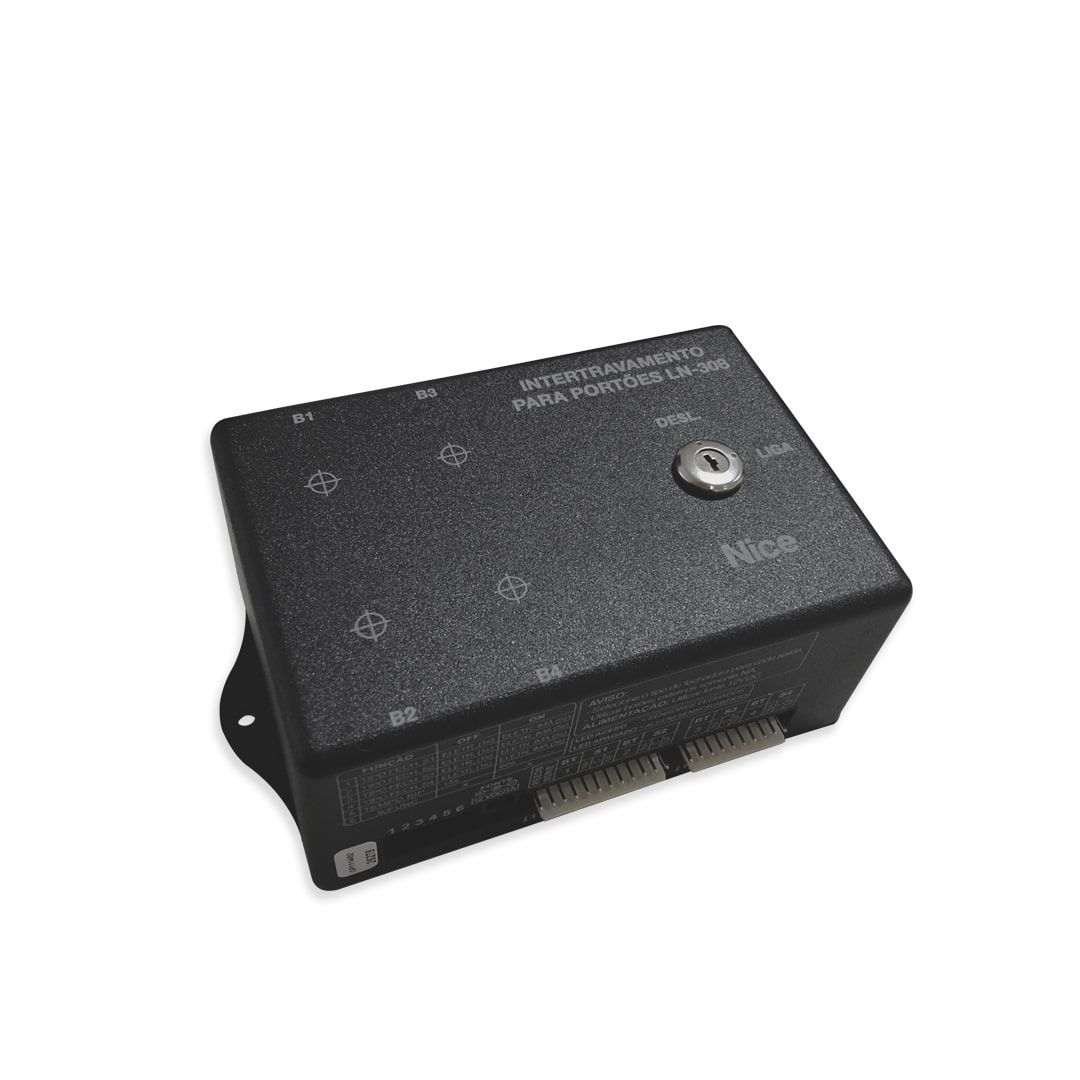 Módulo de Intertravamento Linear Hcs Ln 308 Sem Botão