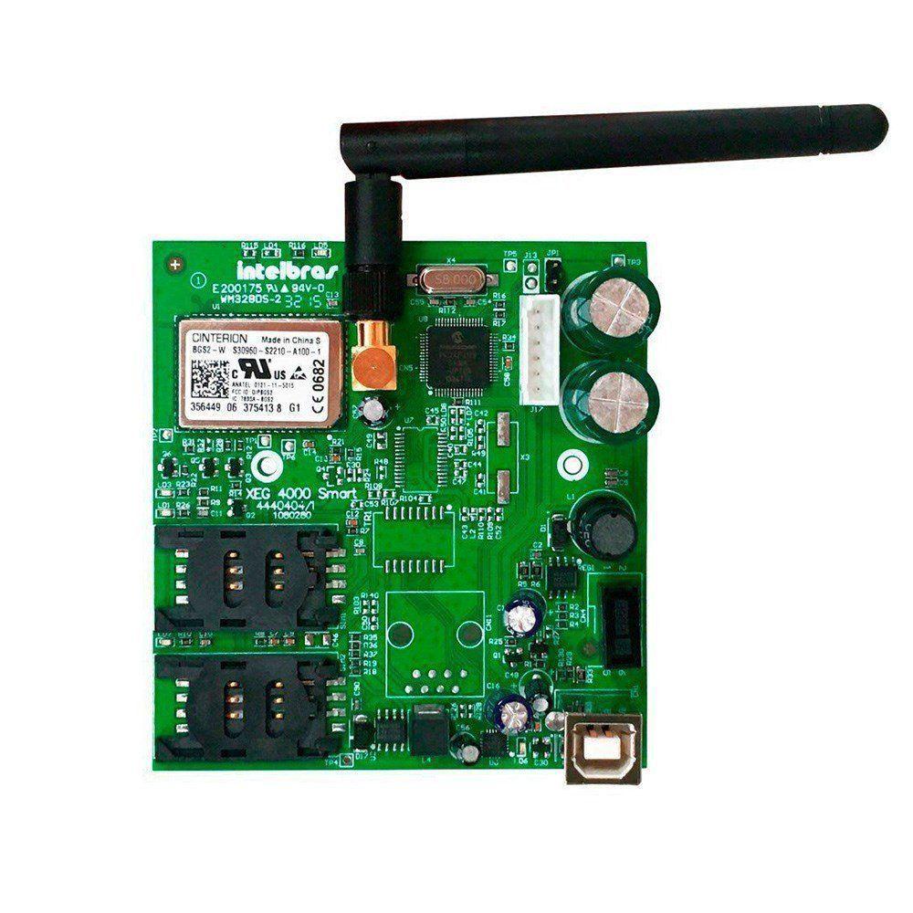 Módulo GPRS Intelbras XG 4000 SMART