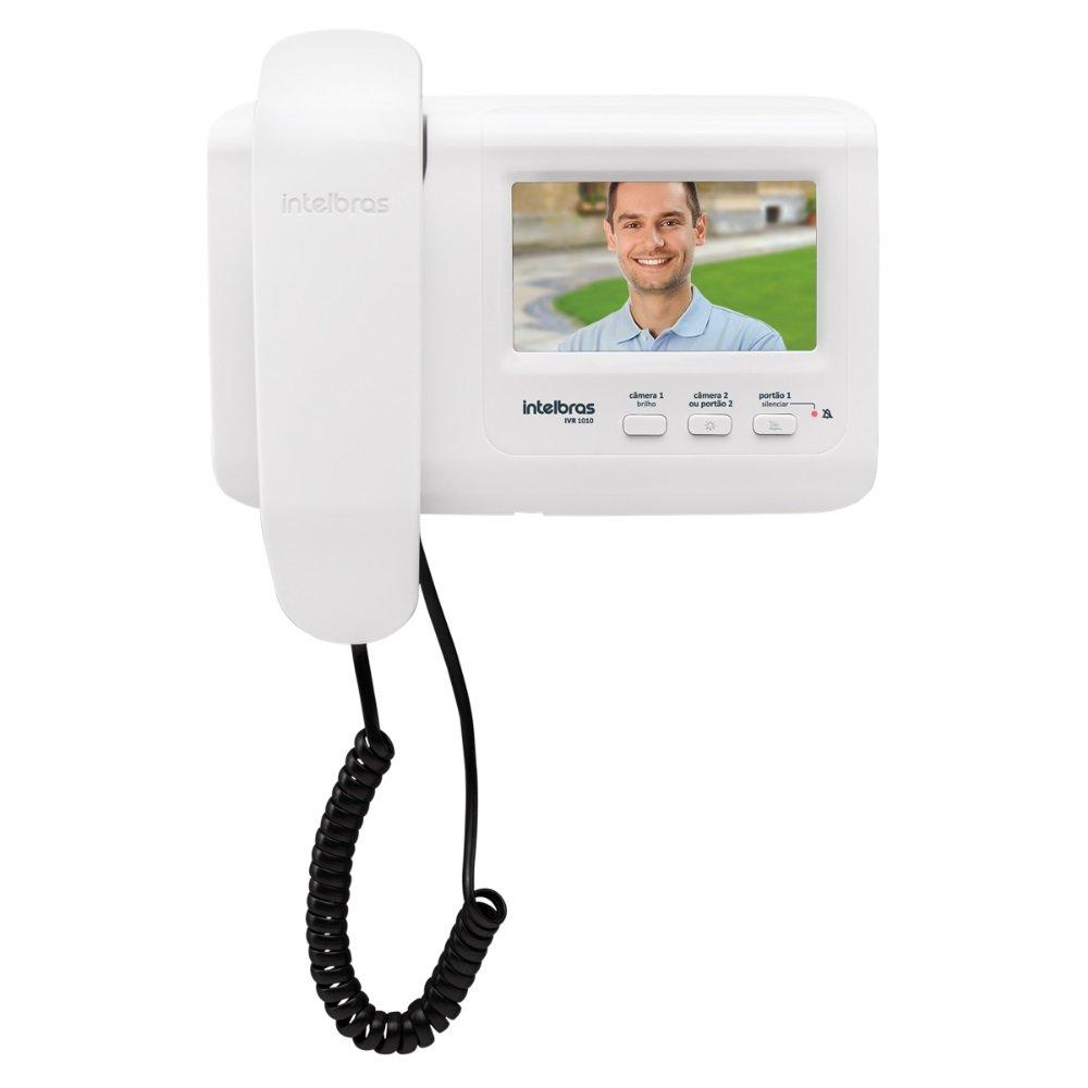 Módulo Interno Intelbras para Vídeo Porteiro IVR 1010 IN