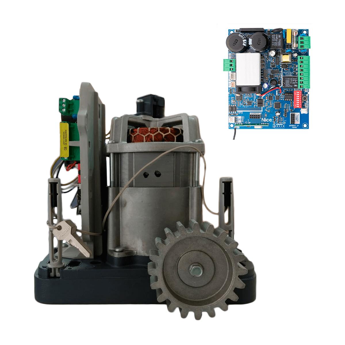 Motor de Portão Deslizante Peccinin SR800 i-HSC