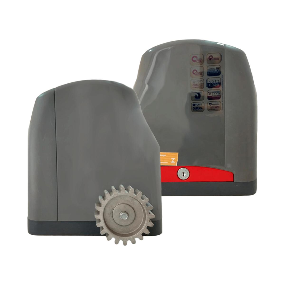 Motor de Portão Deslizante Peccinin SR 800 i-HSC Sem Cremalheira