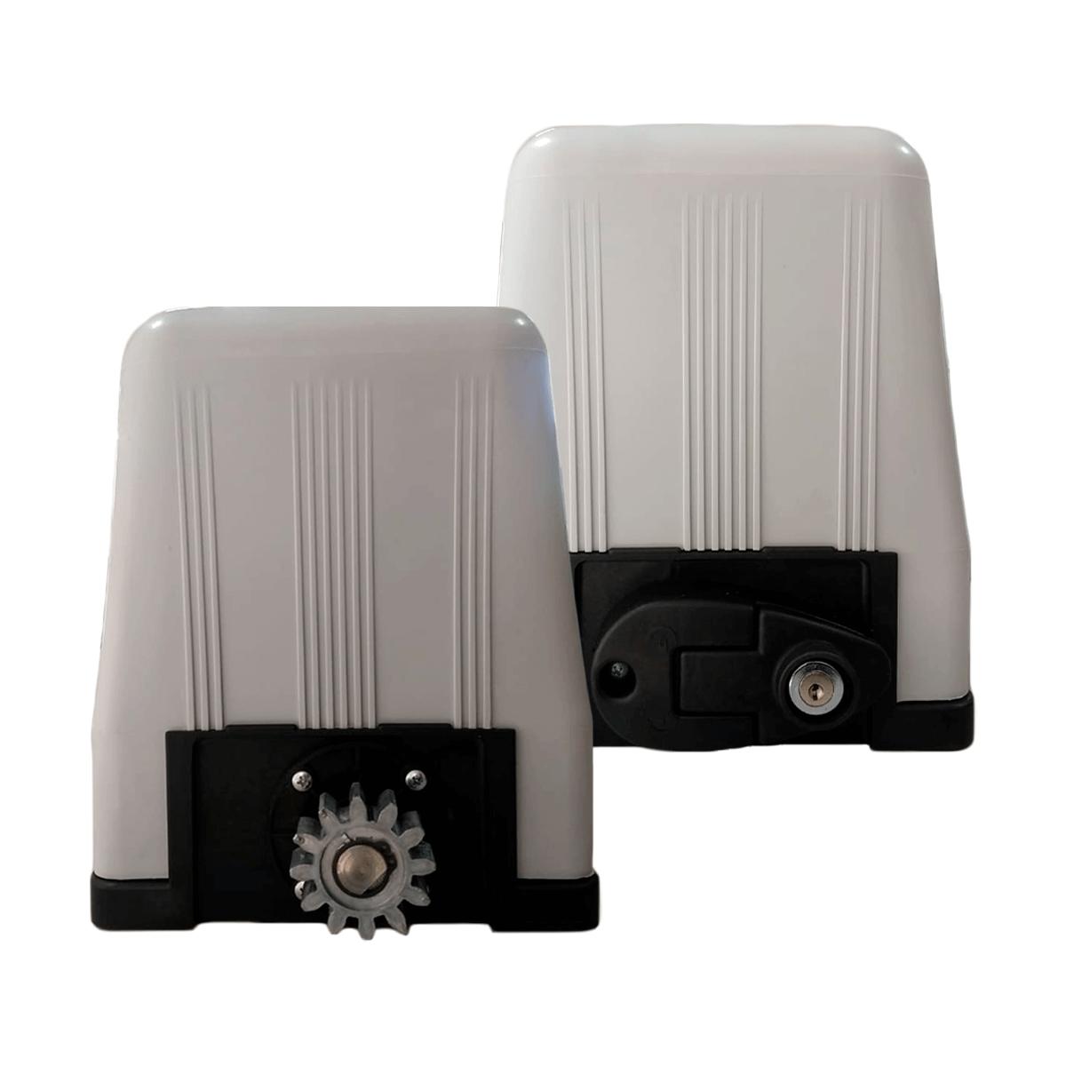Kit Motor de Portão Eletrônico Deslizante Rossi DZ4 SK