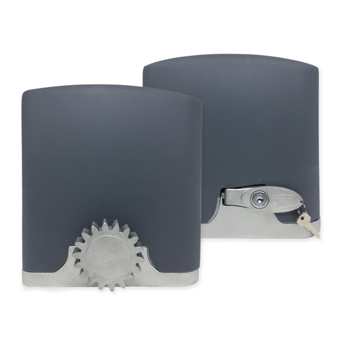 Motor de Portão Eletrônico Deslizante PPA Dz Rio 400 1/4 Hp