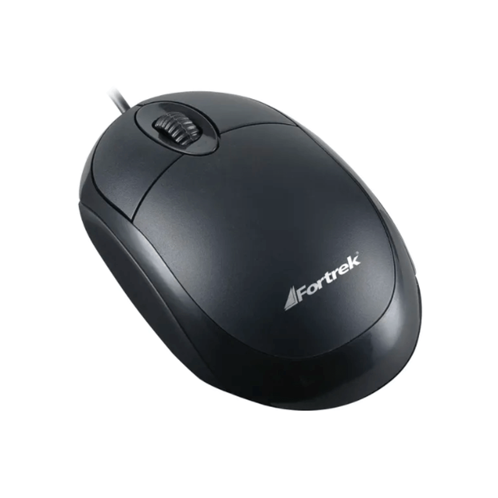 Mouse Fortrek USB 800 DPI OML-101 Preto