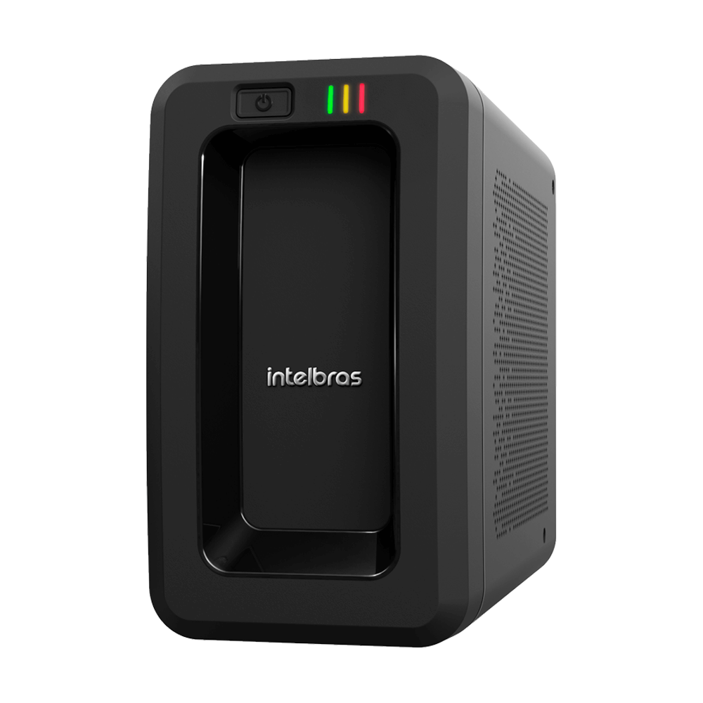 Nobreak Intelbras ATTIV 700 VA Religamento Automático