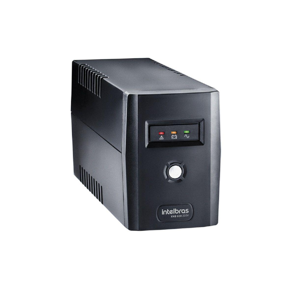 Nobreak Intelbras XNB 600 VA Entrada e Saída 220V