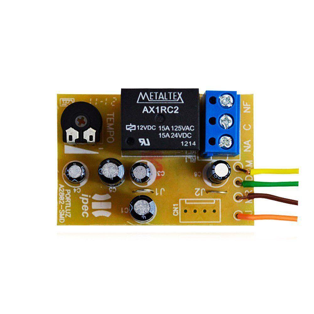Temporizador IPEC Port Luz Universal | Netalarmes