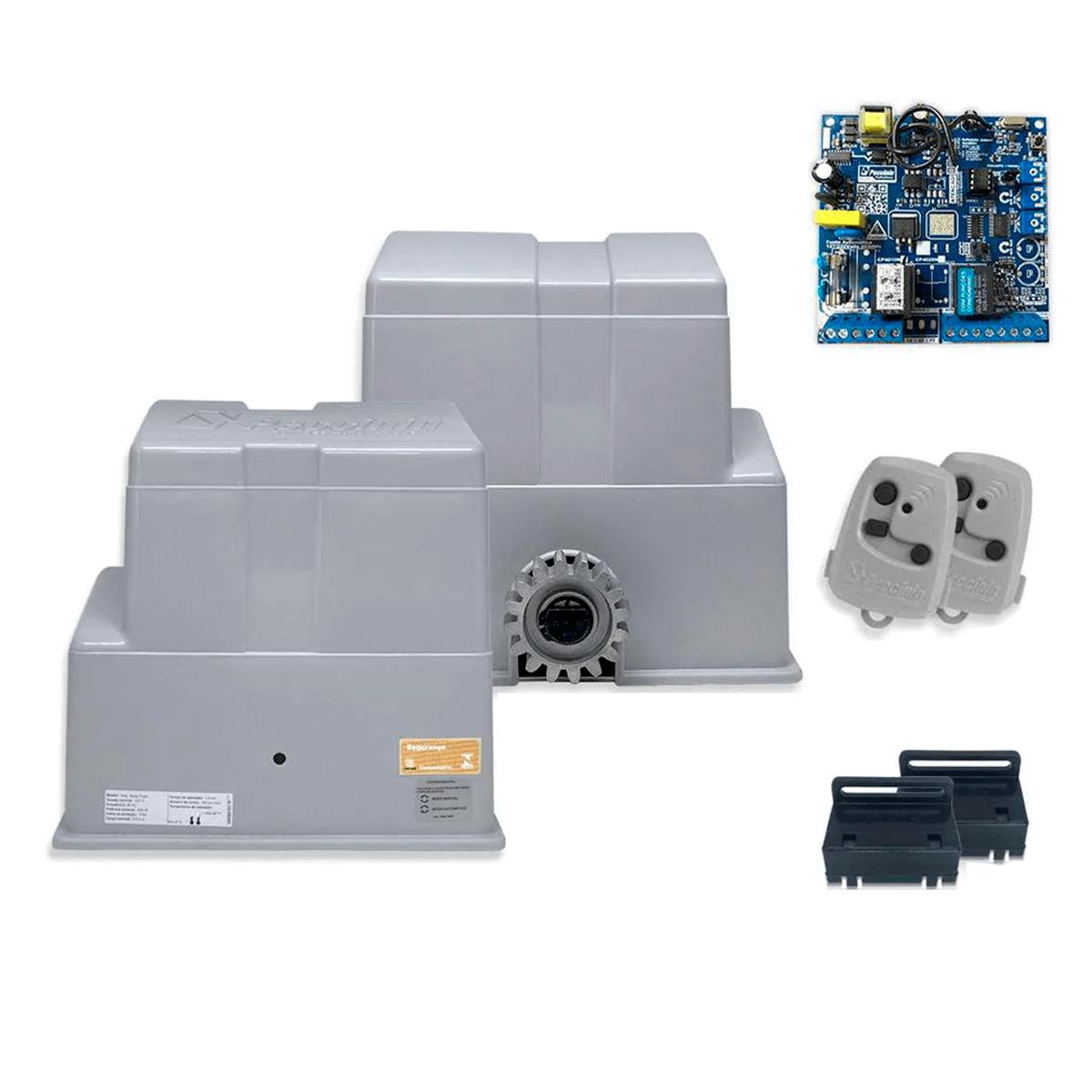Portão Eletrônico Deslizante Peccinin Super Flash 1/2 HP