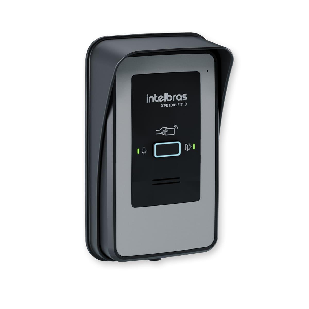 Porteiro Eletrônico Intelbras XPE 1001 FIT Terminal Dedicado