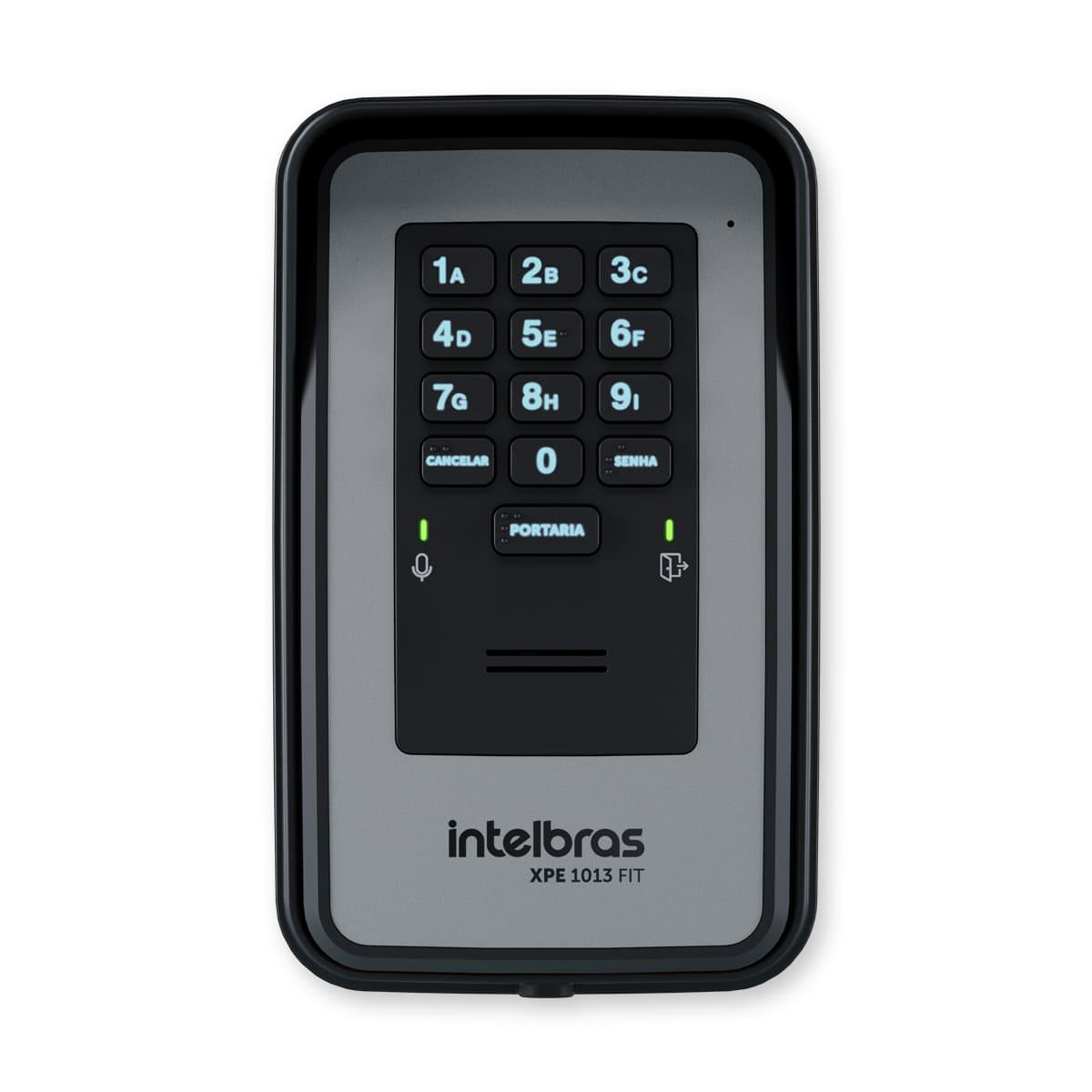 Porteiro Eletrônico Intelbras XPE 1013 FIT