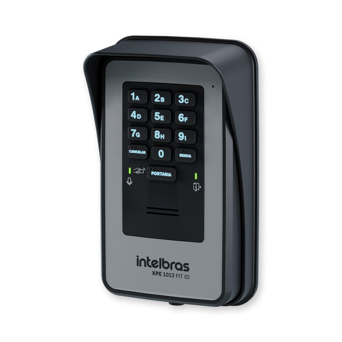 Porteiro Eletrônico Intelbras XPE 1013 FIT ID RFID