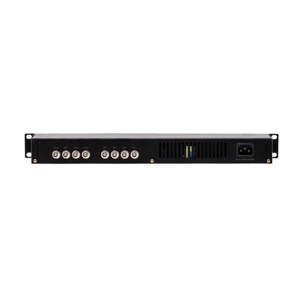 Power Balun Passivo Intelbras VBP A08C 8 Canais Full HD