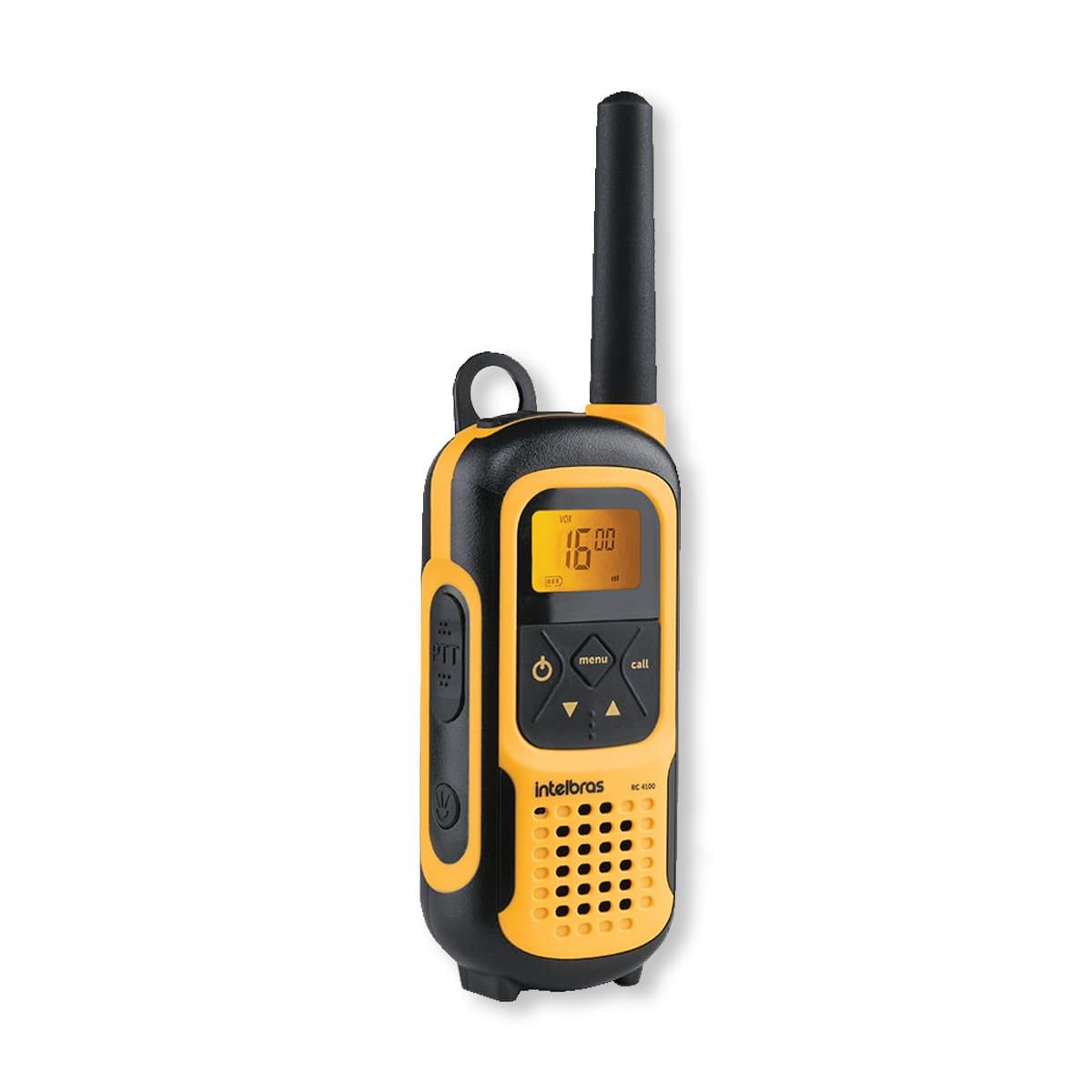 Rádio Comunicador Intelbras RC 4102 A Prova de Àgua