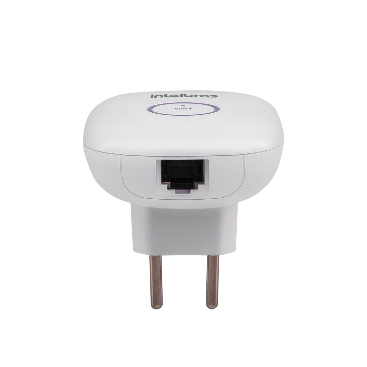 Repetidor Wi-Fi Intelbras IWE 3000N 300 Mbps