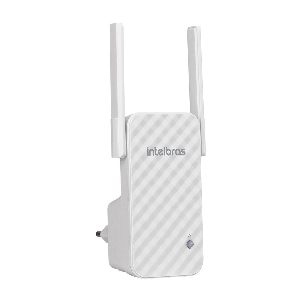 Repetidor Wi-Fi Intelbras IWE 3001 N300 Mbps