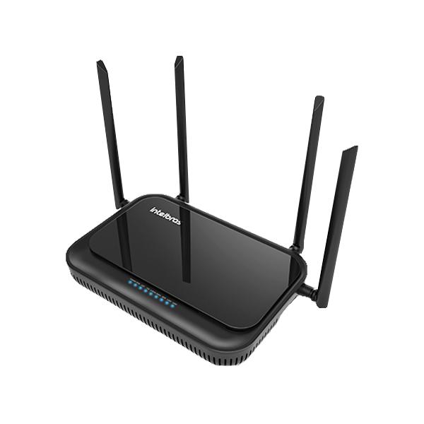 Modem Óptico Roteador Gpon Intelbras ONT WiFiber 121 AC