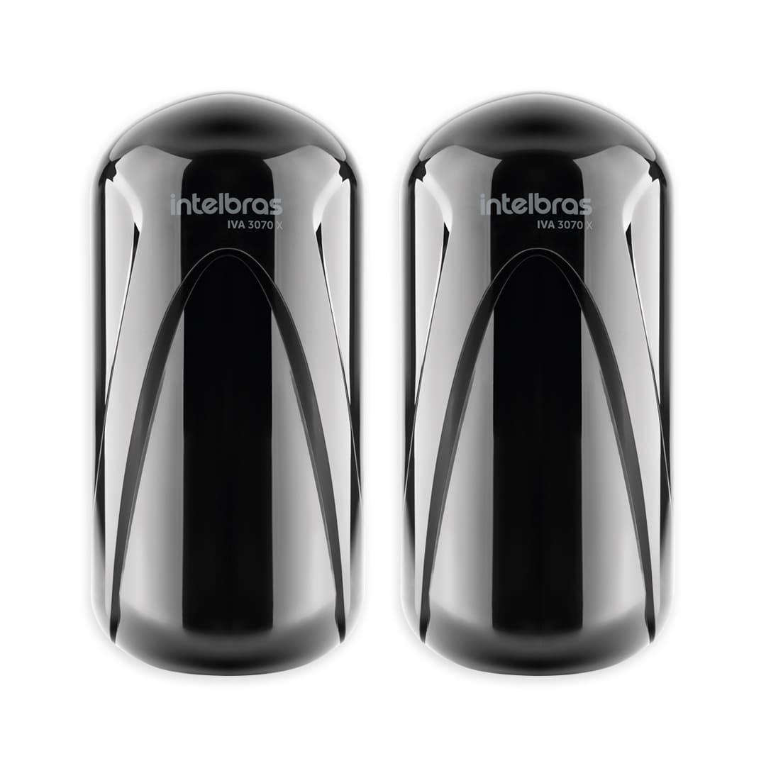 Sensor Ativo de Barreira Intelbras IVA 3070 X Duplo Feixe