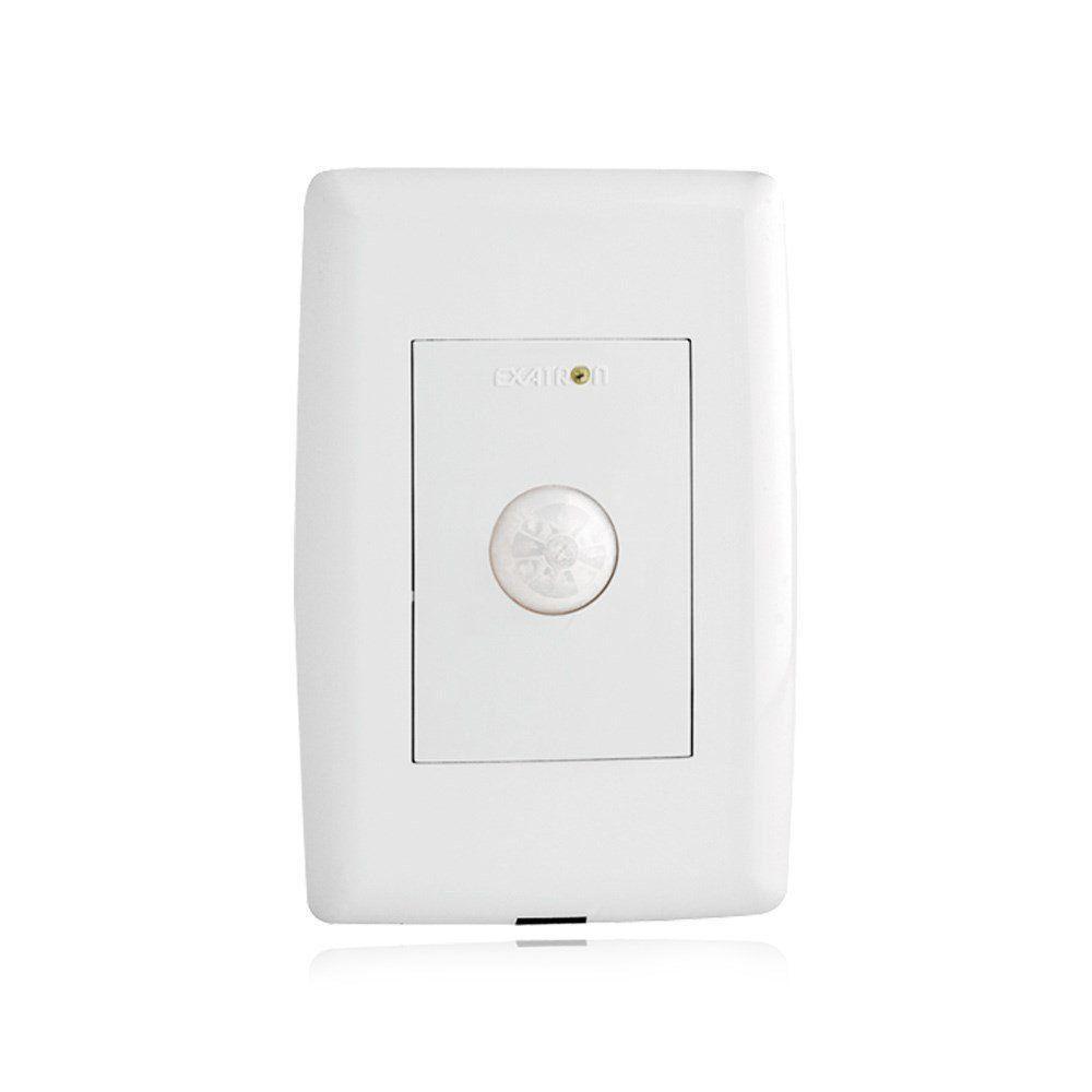 Sensor de Iluminação Com Fotocélula de Embutir 4x2 SPP0TR Exatron