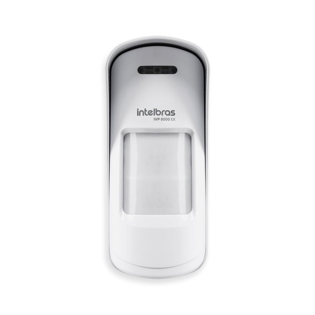 Sensor de Movimento Intelbras IVP 8000 EX Sem Fio