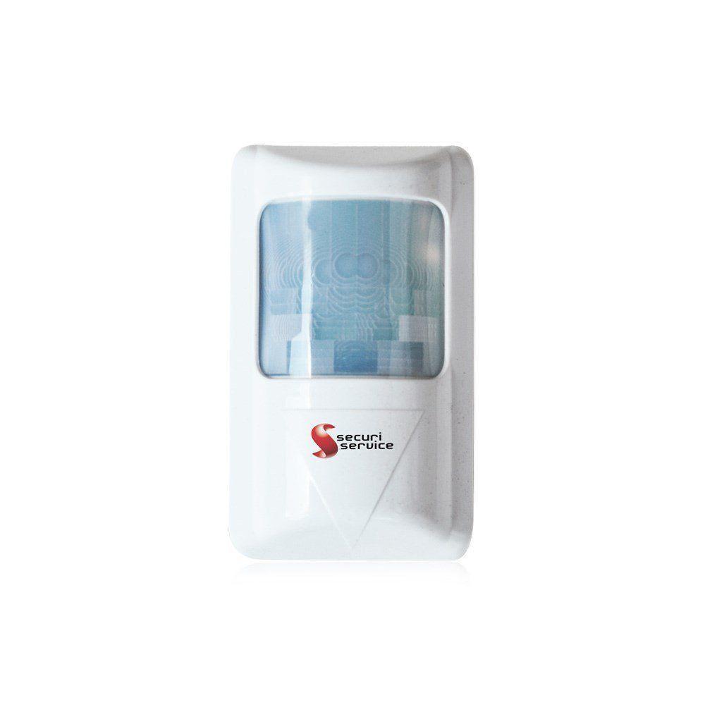 Sensor Infravermelho GCP Passivo Interno SS 2200 Sem Fio