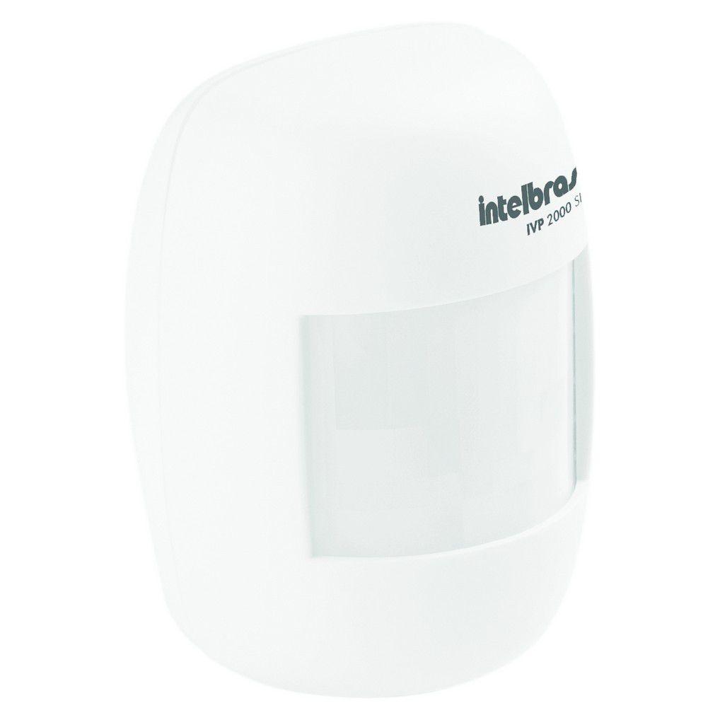Sensor Infravermelho Passivo Intelbras IVP 2000 SF Sem Fio Interno