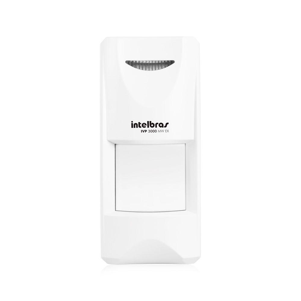 Sensor Intelbras IVP 3000 MW EX Infravermelho Passivo Externo