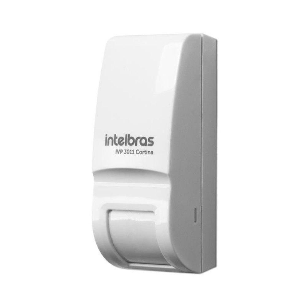 Sensor Infravermelho Passivo Intelbras IVP 3011 Cortina