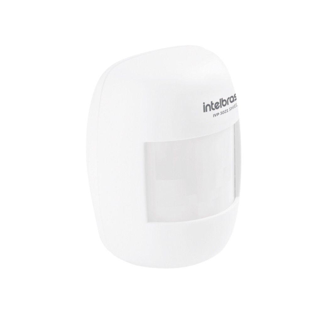 Sensor de Presença Intelbras IVP 3021 Shield Infravermelho Passivo