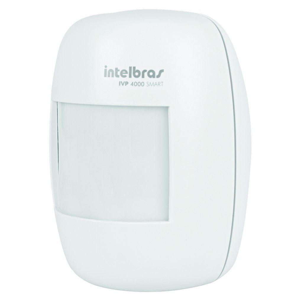 Sensor Infravermelho Passivo Intelbras IVP 4000 Smart