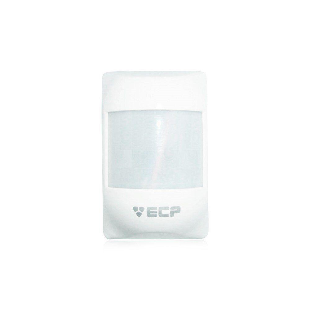 Sensor Infravermelho Passivo ECP IVP Visory RF SAW Sem Fio