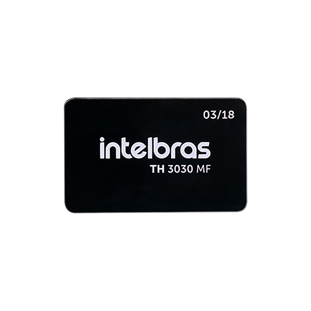 Tag de Acesso Intelbras TH 3030 MF Mifare Etiqueta Adesiva