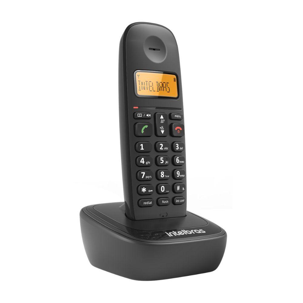 Telefone Sem Fio Intelbras TS 2510 Digital