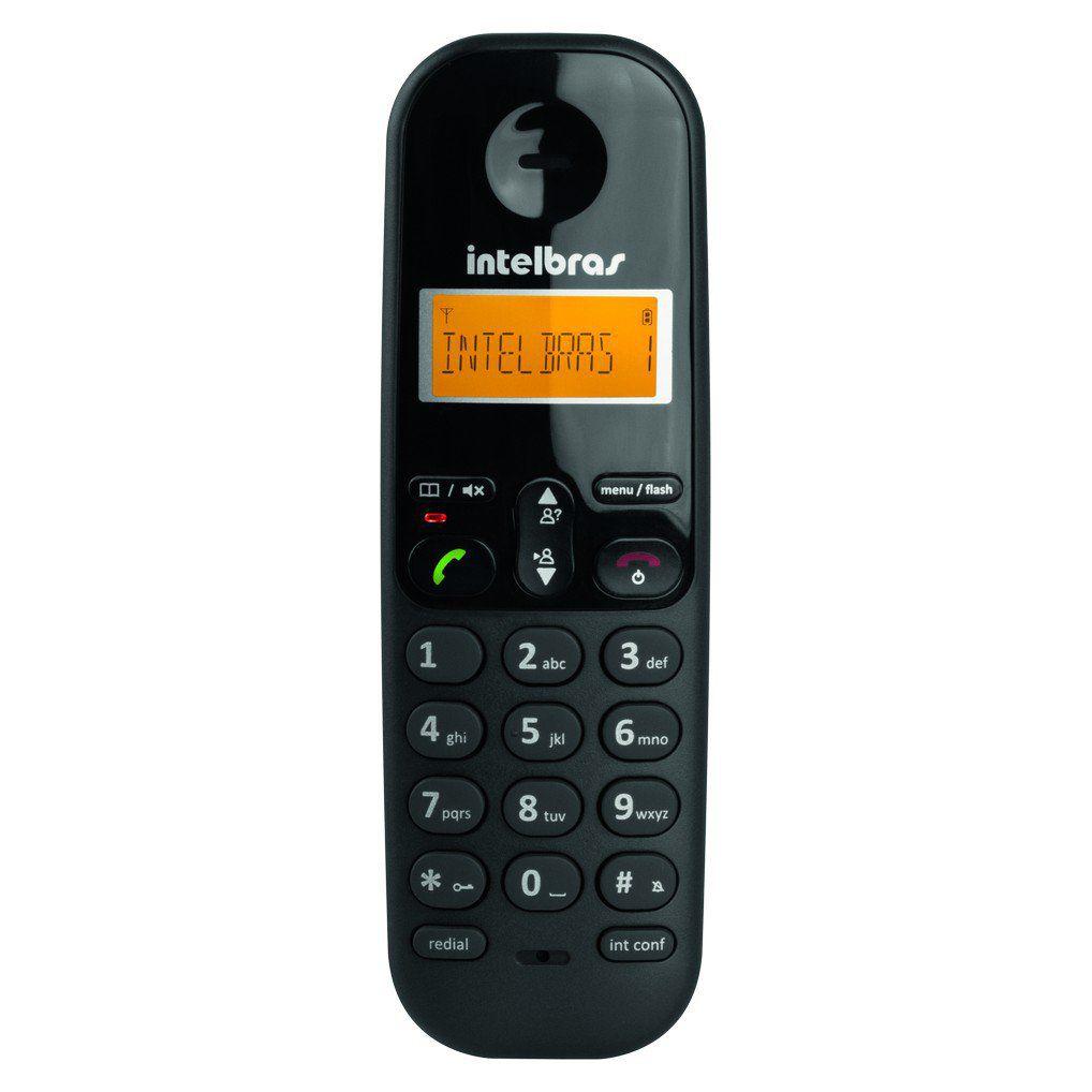Telefone Sem Fio Intelbras TS 3110 Digital