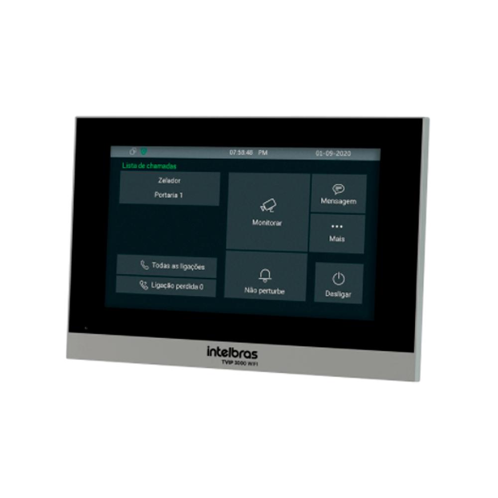 TVIP 3000 Intelbras Terminal de Vídeo IP Universal com Wi-Fi