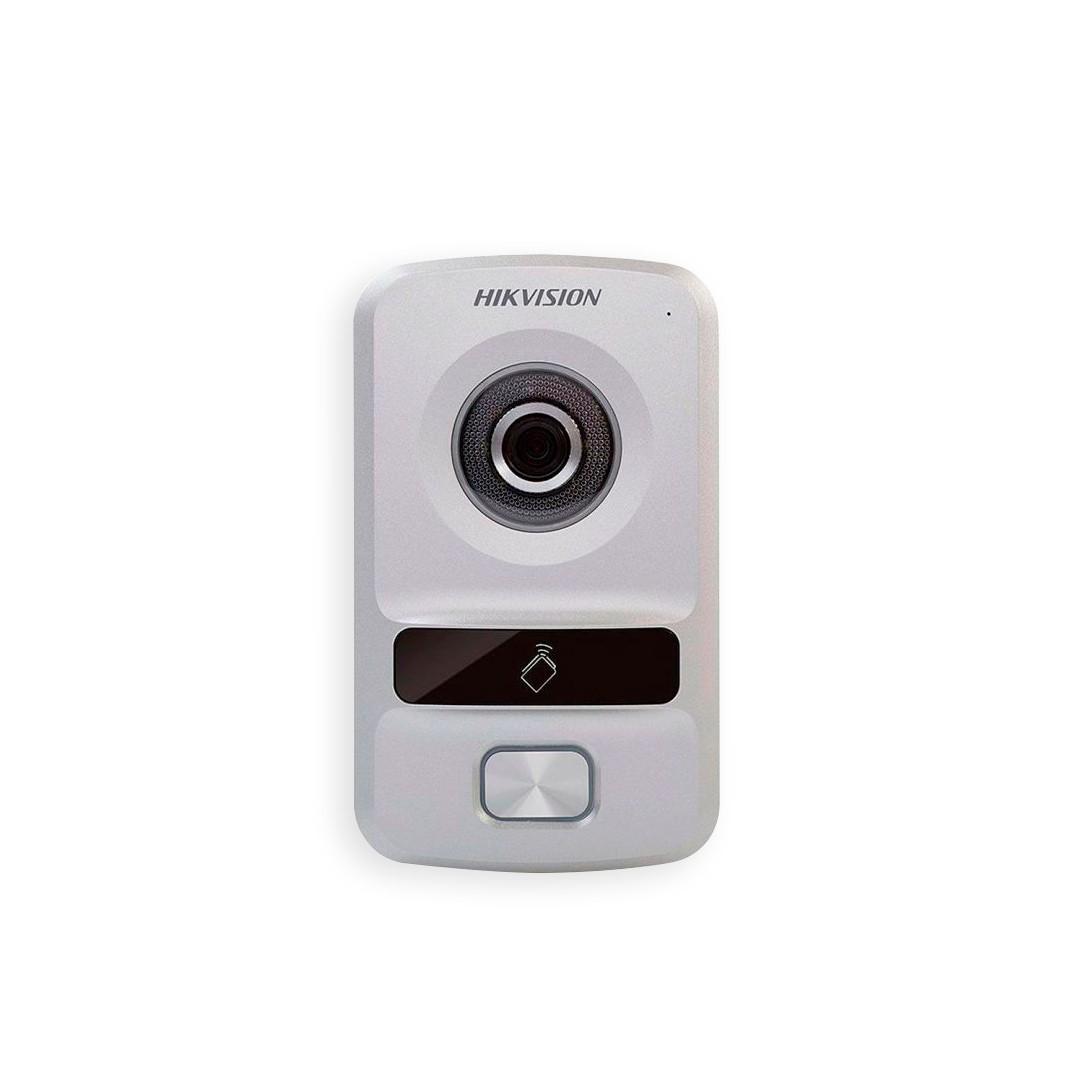 Vídeo Porteiro IP Hikvision 1 Tecla Unidade Externa