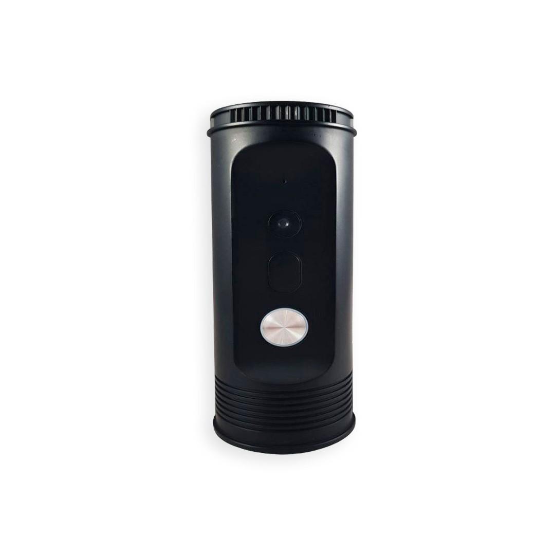 Vídeo Porteiro IP Hikvision Autônomo DS-KB8112-IM Acesso APP Smart