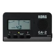 Afinador Korg  Compacto Para Guitarra / baixo GA2
