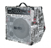 Amplificador de Baixo Brixton Classic Bass 120 100W Jornal