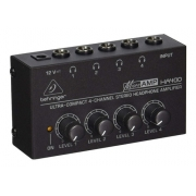 Amplificador de Fones Behringer Ha400 Microamp