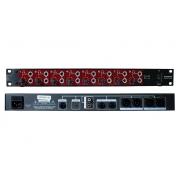 Amplificador de Fones Soundvoice SHA8000