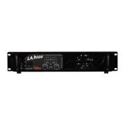 Amplificador Potência Leacs LA8000 1500W RMS