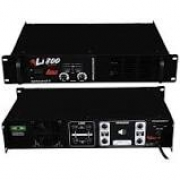 Amplificador Potência Leacs LI800 200W RMS