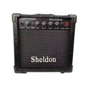 Amplificador Sheldon para Guitarra GT1200 15W Preto