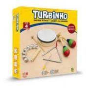 Bandinha Infantil Turbinho 4 instrumentos BR4A