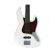 Contrabaixo Strinberg Jazz Bass 4 Cordas Escudo Tortoise JBS40WH
