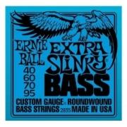 Encordoamento Ernie BAll 2835 Extra Slinky Bass 40-95