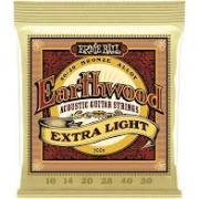 Encordoamento Ernie Ball Earthwood 10-50 Violão